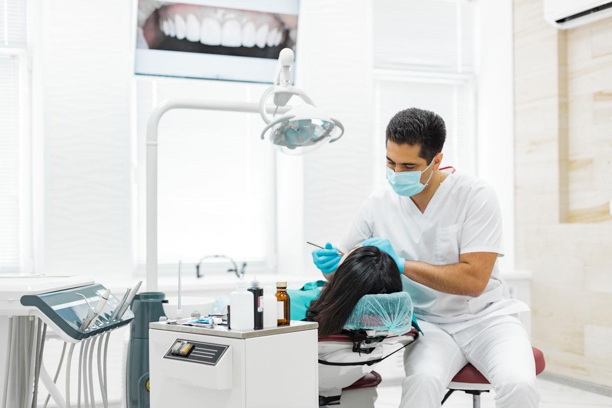 Renting de equipos dentales